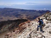 Excursión guiada de senderismo hacia el Pico del Teide