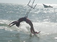 特内里费岛风筝冲浪