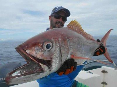 Pesca desde la costa en Lanzarote 6 horas