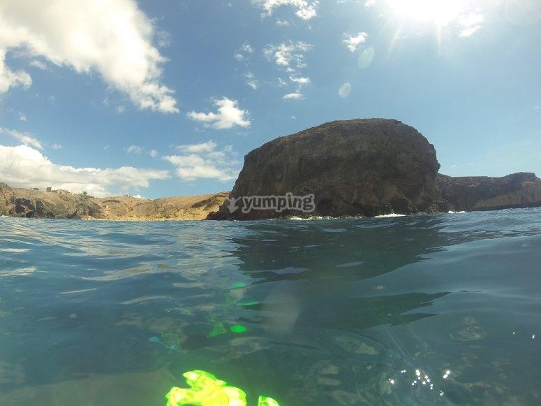 Immersioni subacquee con immersioni subacquee Playa Blanca