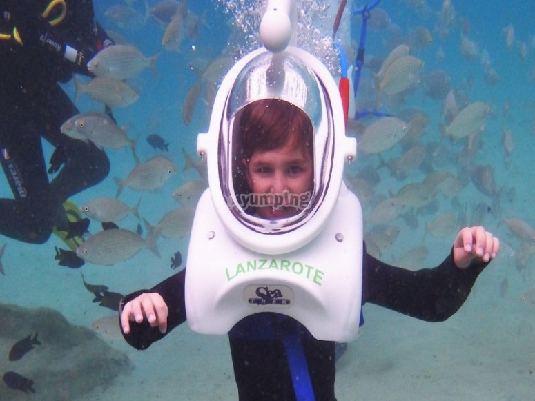Immersioni subacquee con immersioni subacquee