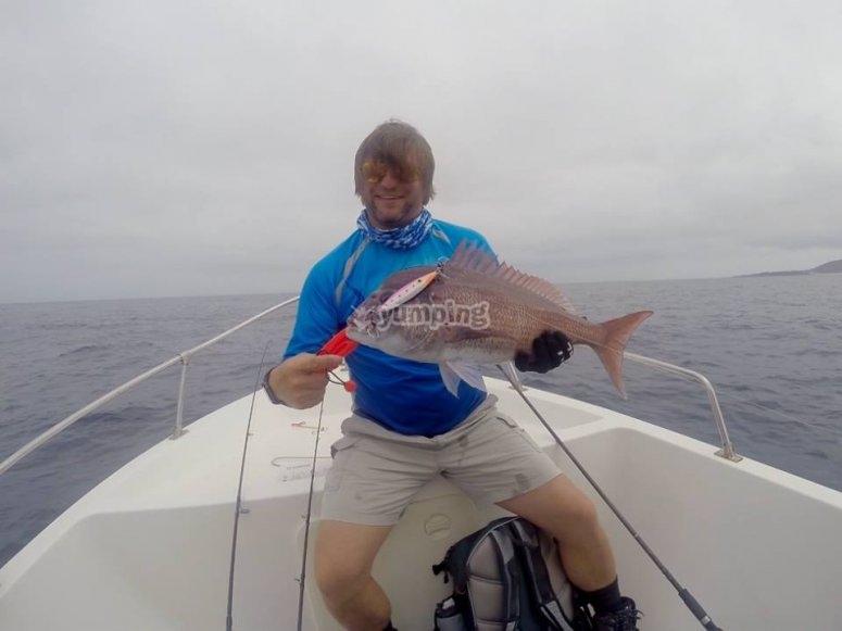 Recién pescado