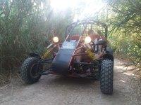 Tour en buggy por cascadas de Fuentes del Algar 3h