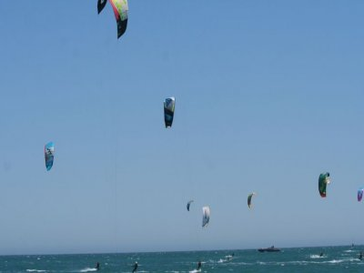 Red Blue Racing Works Kitesurf