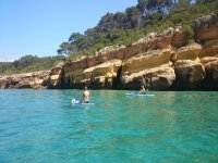 Routes in SUP