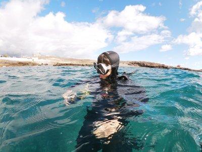 Costa Adeje开放水域潜水员SSI课程3天