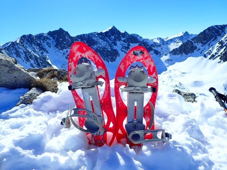 特拉萨的雪鞋出租
