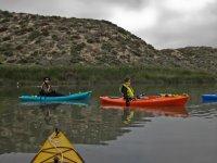 Regalar paseo en canoa