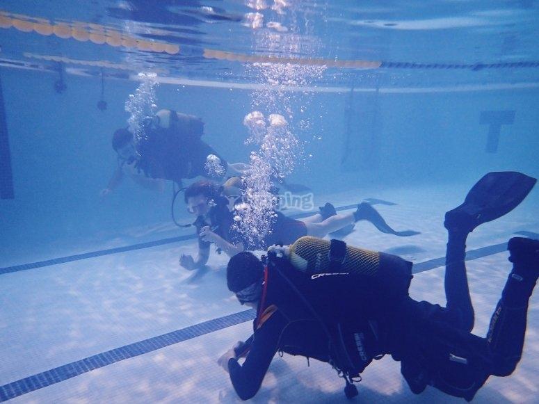 马德里潜水