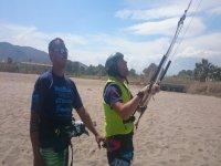 Escuela de kite