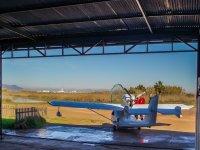 拉略萨飞机的启动路线 30 分钟
