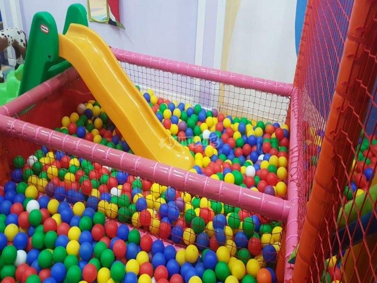 Atracciones infantiles en Leganés