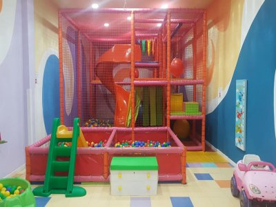 Children play centre rental for birthdays Leganés