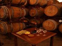 Degustazione di vini in cantina