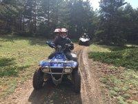 Two-seater quad tour of Sierra de Gúdar 2 hours