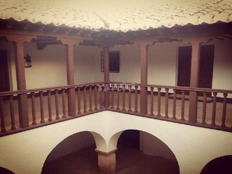 Architecture of La Mancha