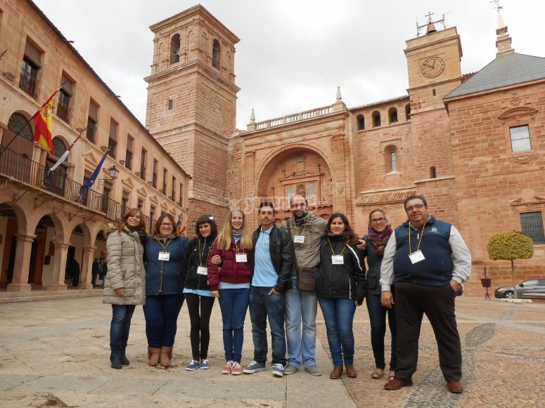 Getting to know towns in Ciudad Real