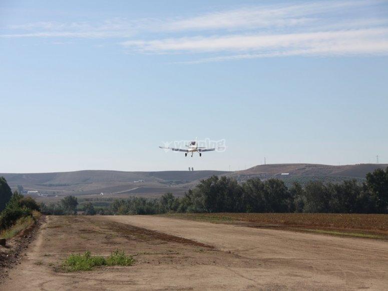 Vola e vola in aereo Córdoba