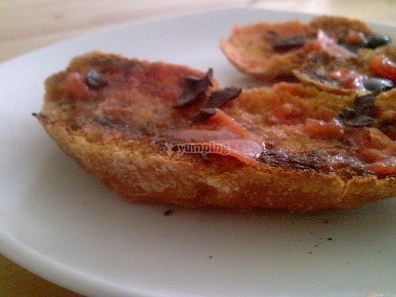 Desayuno molinero en Montiel