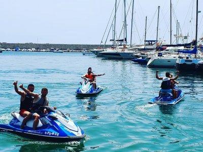 Fuengirolanautic Motos de Agua