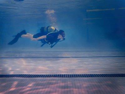 Curso de flotabilidad en piscina Valdemoro 3 horas