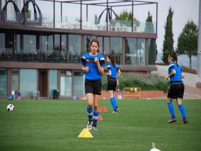 Campus Fútbol Femenino diciembre Enguera