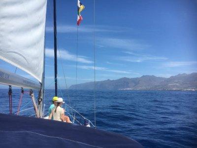 科斯塔阿德赫 3 小时私人帆船之旅