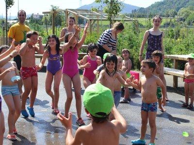 Kutxa Ekogunea Campamentos Urbanos