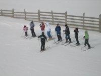 Clase de esquí particular en Sierra Nevada 2h