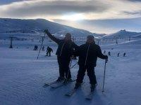 Lección privada de esquí en Sierra Nevada 4 horas