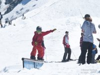 Clase privada snowboard en Sierra Nevada 4 horas