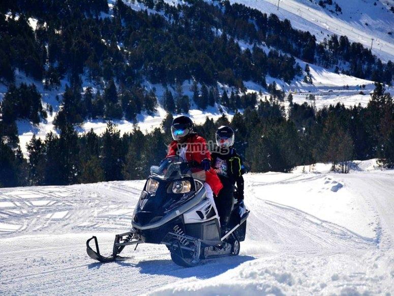Moto invernale