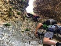 Vía ferrata de Archidona en la Sierra de Gracia 4h