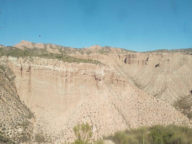 Vista el Colorado español en 4x4