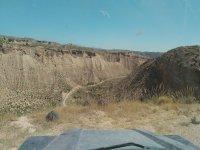 Desierto de Gorafe en 4x4