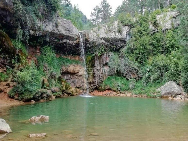 Entorno natural del Pirineo Catalán