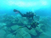 Bautismo de buceo en Santa Cruz de Tenerife