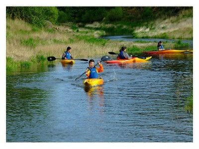 Despedida Bilbao Vip Kayaks