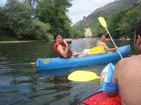 Kayak a due posti per amici