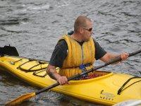 Kayak a mare singolo