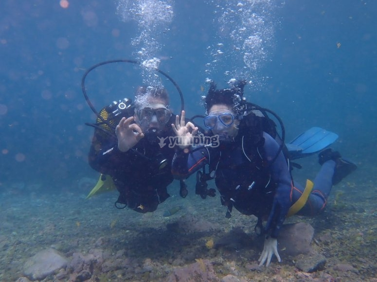 特内里费岛潜水设备租赁