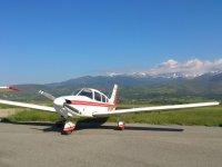 Avioneta del aeroclub