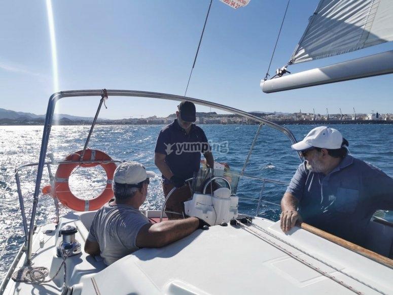 Navigando attraverso le acque di Almería