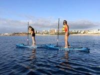 米尔帕尔梅拉斯海滩桨冲浪课程1小时