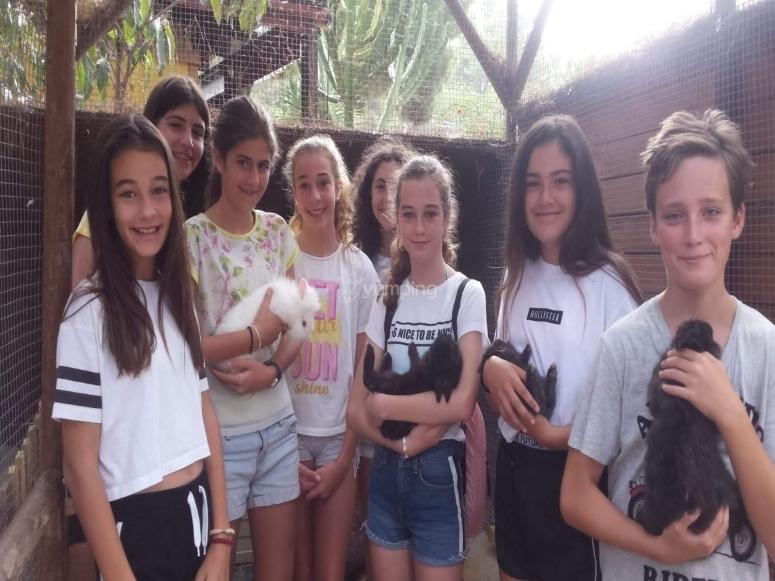 En contacto pleno con la naturaleza en Marbella