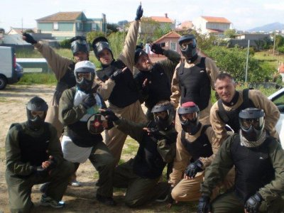 Indoor Vigo Paintball