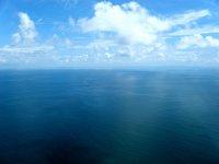 Vola sul mare in elicottero