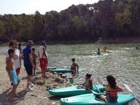 Indicaciones previas a salir en kayak