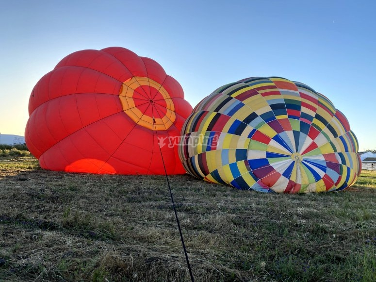 独家热气球之旅