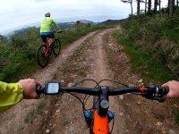 Percorso in bici attraverso la Sierra de los Vientos 35 km